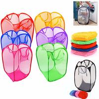 Foldable Pop up Laundry Hampers Bag