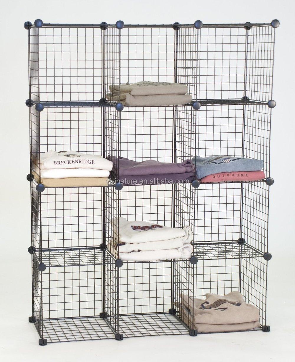 Vivinature Wire Storage Cubes With Black Color - Buy Wire Storage ...