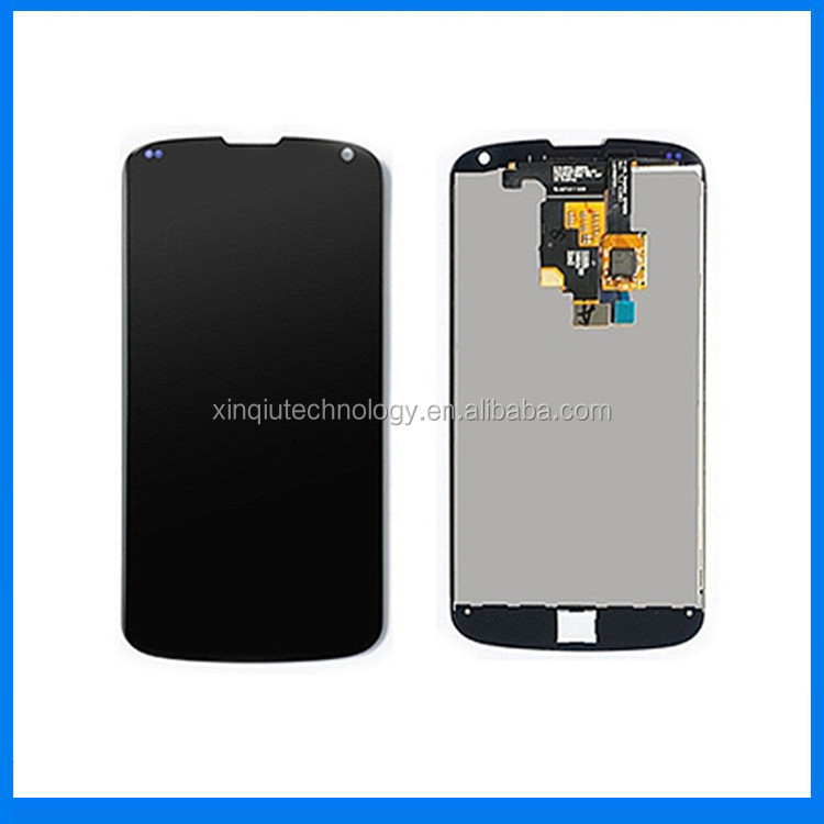 100% OEM <strong>LCD</strong> Display with Touch Digitizer Screen Assembly For LG <strong>Google</strong> Nexus 4 E960 Free Shipping