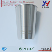 custom as your samples,drawings,SGS,Rohs,stainless steel collapsible cup/deep drawing coffee stainless steel cup OEM