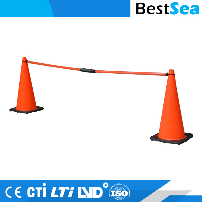 Retractable Traffic Cone Bar