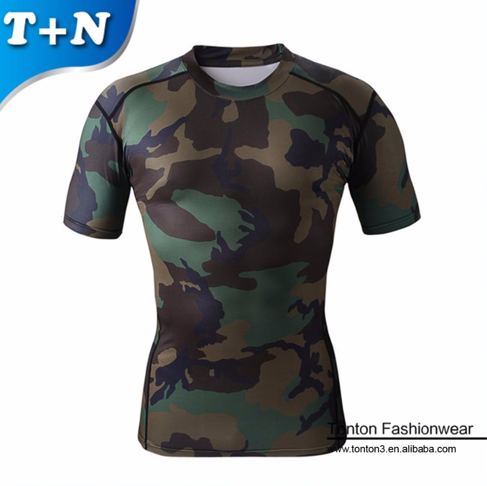 Worldwide Popular Mens Gym T shirts Running tshirts Fitness Shirts