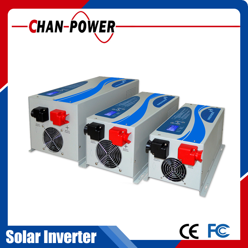 48v 5000VA 4000W Pure Sine Wave MPPT Hybrid Dc/Ac Solar Power Inverter
