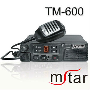 Hot Selling Mobile Radio HYT TM-600 Car Base Station