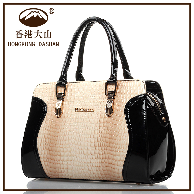 2016 fashion leather bag tote bag New Desgin Ladies Handbag ...