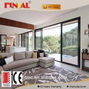 Premium quality sturdy and reliable used exterior doors for sale,aluminum sliding door