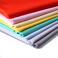 Wholesale 100% Cotton Colorful Poplin Fabric For Garment
