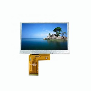4 3 inch 480x272 Resolution ST7282 Driver IC RGB+SPI interface smart home  tft lcd