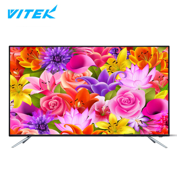 Big Size Digital Flat Screen HD 43 50 55 65 75 inch LCD LED Wholesale Cheap Chinese TV sets, Manufacturer LCD LED TV 32 inch