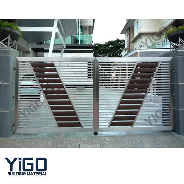 Sliding Gate Design New Iron Main
