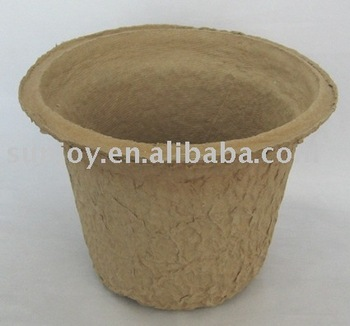 Round paper mache flower pot buy round paper potbiodegradable pot round paper mache flower pot mightylinksfo Image collections