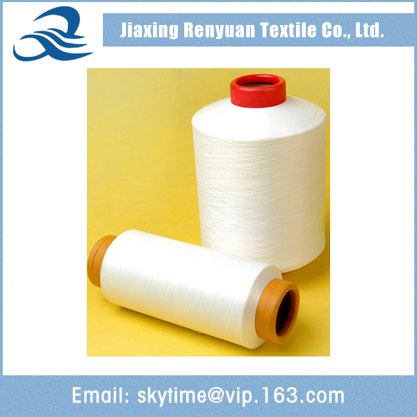 Energy Saving Polyester Spandex Covered Yarn For Sock