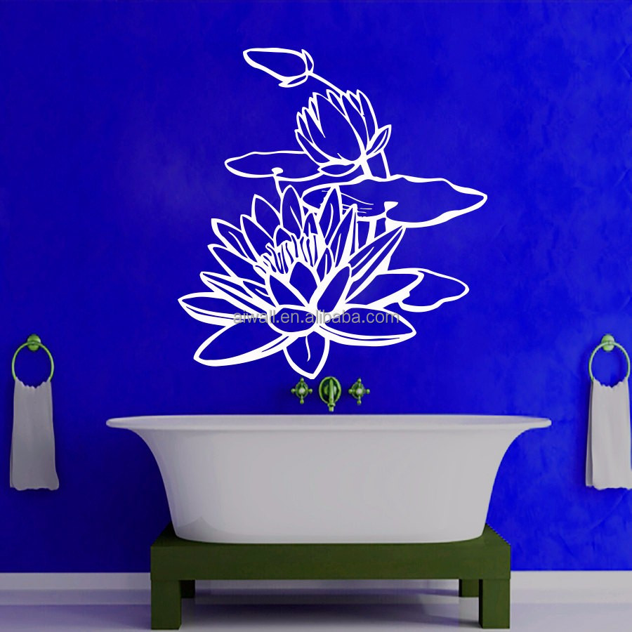 YG39 Fashion Yoga Wallpaper Sticker Creative Mural <strong>Art</strong> For Living Room