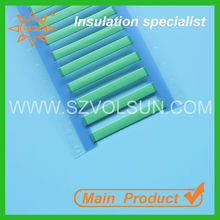 Green marking cable heat shrinkable sleeve labels