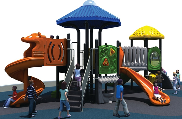 Lovely Outdoor Children Amusement Facilities
