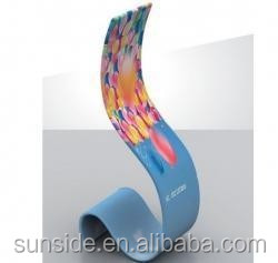 Trade Show pop up <strong>display</strong> for advertising printing,snake type,size 950*2300mm