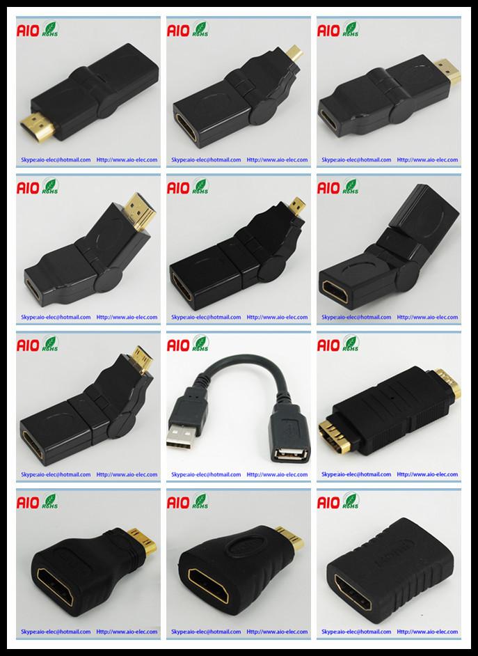 Conector Usb 2 0 Adaptador De Cable De 193 Ngulo Recto Un