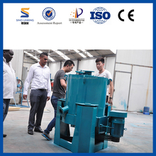 One Person Operate Easily Small Scale Gold Mining Equipment with SINOLINKING Gravity Concentrator