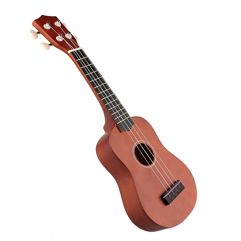 paint it black ukulele
