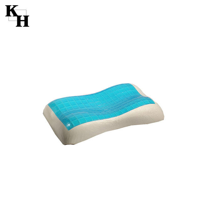 Cool visco memory foam gel pillowpillow
