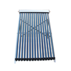 Low price heat pipe solar collector high quality solar thermal collector home roof vacuum tube solar collector