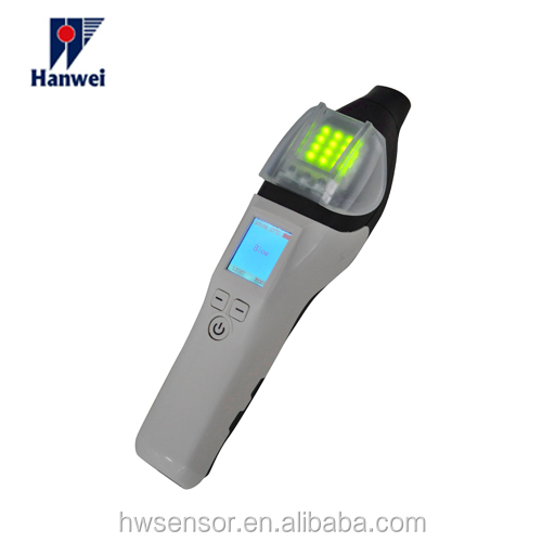 Henan Hanwei Popular AT7000 Police Screening Breath Alcohol Tester Breathalyzer