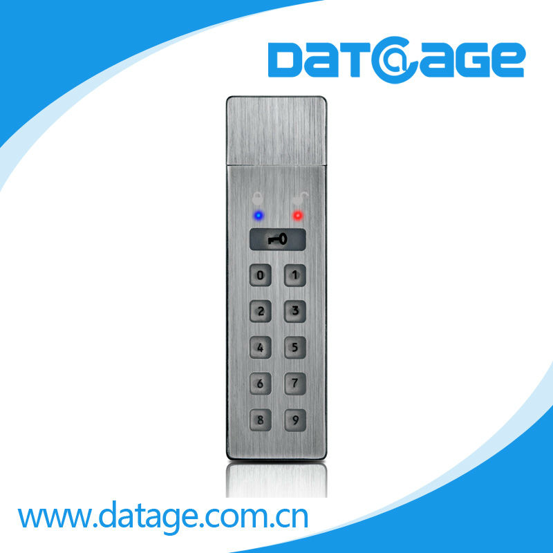 Datage Encryption/Decryption Security Product USB Flash 4G/8G/32G/64G