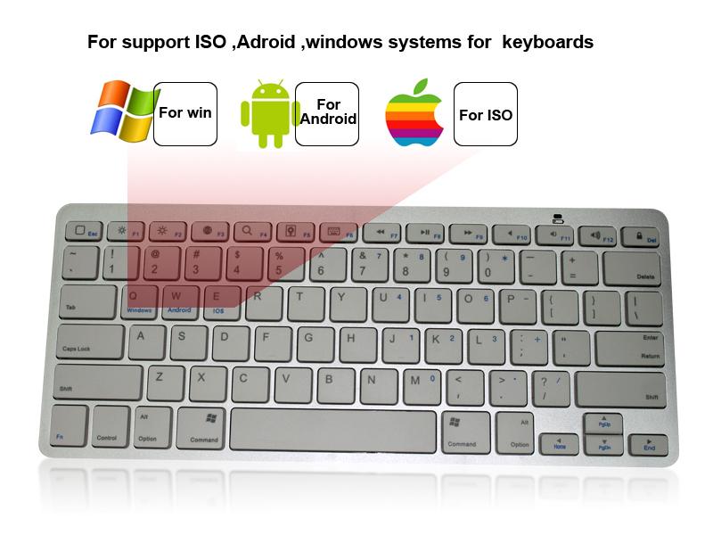 98 Keys Azerty French Layout Desktop Ps/2 Usb Keyboard Arabic ...