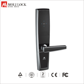 Hotel Door Handle Lockselectronic Locking Systemcard Access Door