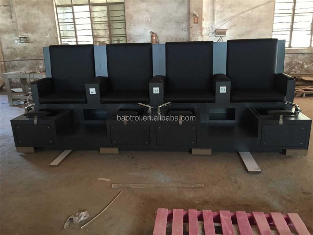 High End And Durable Foot Spa Chair Nail Salon Spa