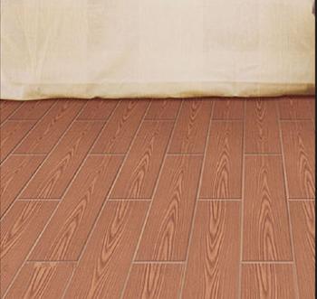 Wood Grain Tile Non Slip Wood Look Porcelain Tile 15X60 20X100 15X90