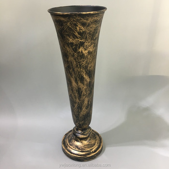 Tall Antique Brass Vases Home Decoration Vase Made In China Buy