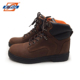 fancy customized S3 SRC HRO action nubuck leather construction safety shoes bangladesh