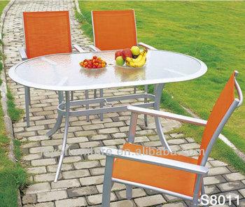 Sling Outdoor Furniture 5pcs Table Sets Cheap Bistro Set