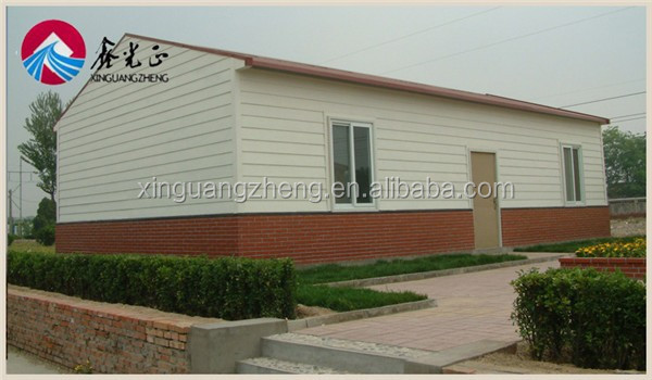steel frame metal small prefab houses portable