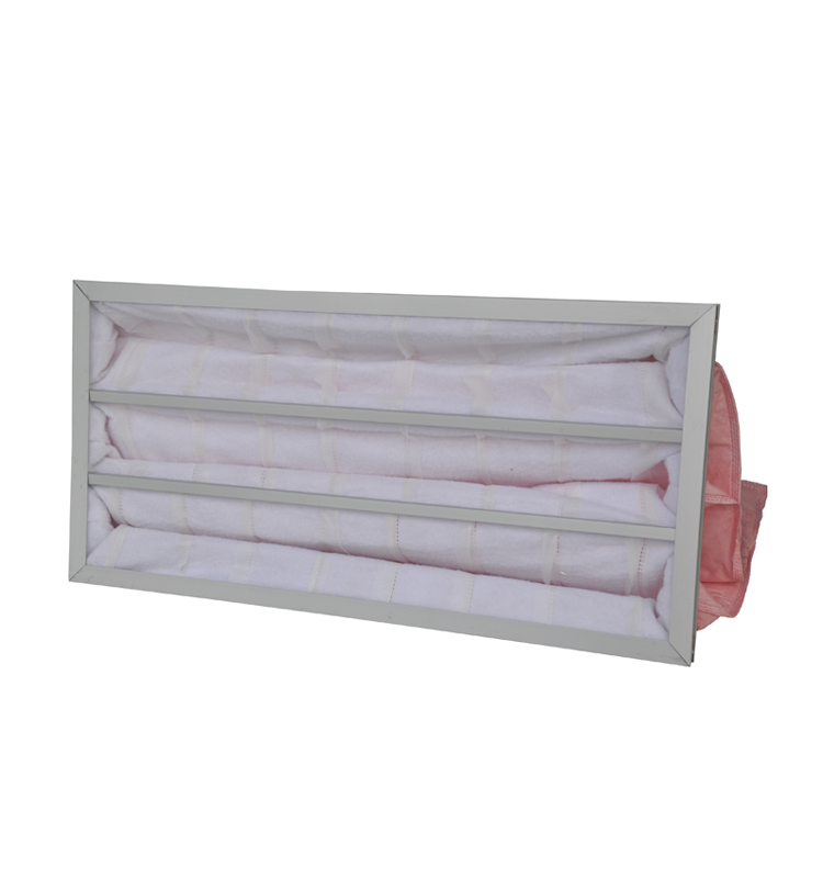 Non-woven bag humidity filter f7