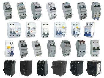 Circuit Breaker (different Types)