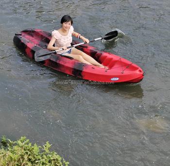 2015 New Sport Solo Canoe Cheap Price Rowing Single Kayak With Deluxe Seat  - Buy Single Kayak,Sport Kayak,Rowing Kayak Product on Alibaba com