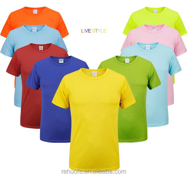 Venda por atacado da fábrica da china camiseta branca de algodão com ajuste fino para homens