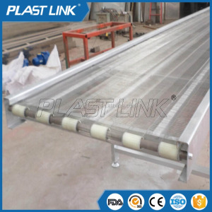 Factory customized Stainless steel honeycomb mesh belt