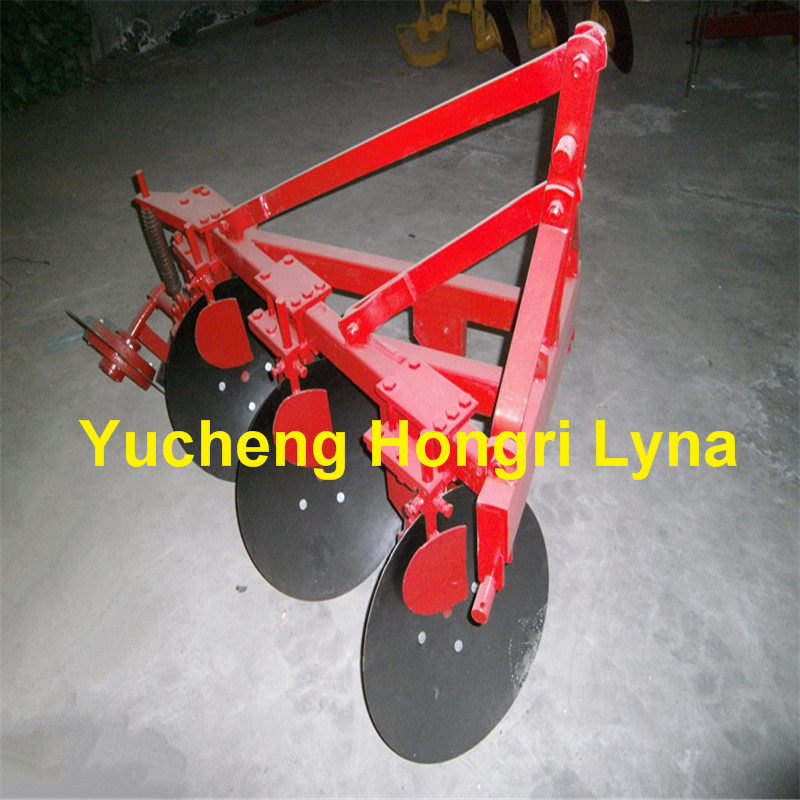 Farm implement disc plough for tractors baldan disc plough harrow machine