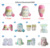 Factory Price Low Price OEM&ODM Baby Nappy Best Selling Products Super Soft Care Pampering Disposable Baby Diaper Nappies