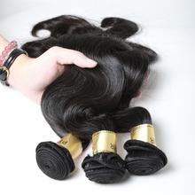 Free sample wholesale Malaysian human hair weave