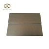 Good Quality Excellent Property Tungsten Sputtering Target with Copper Baking Plate For Sales