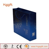 New Style Best-Selling Stock Lots Christmas Gift Paper Bags