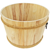hot selling FSC&ISO9001 wedding wooden bedroom decorative gift bucket for christmas