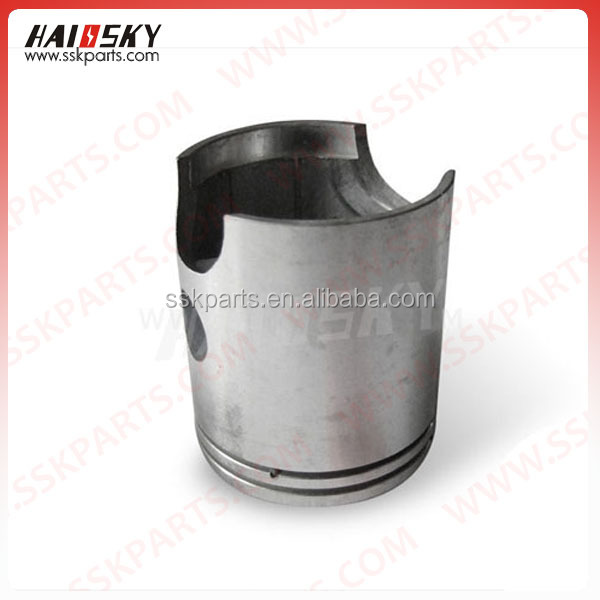 HAISSKY wholesale motorcycle spare parts piston kit for honda motorcycle