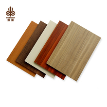 100% Formaldehyde Color Laminated Cheap Particle Board