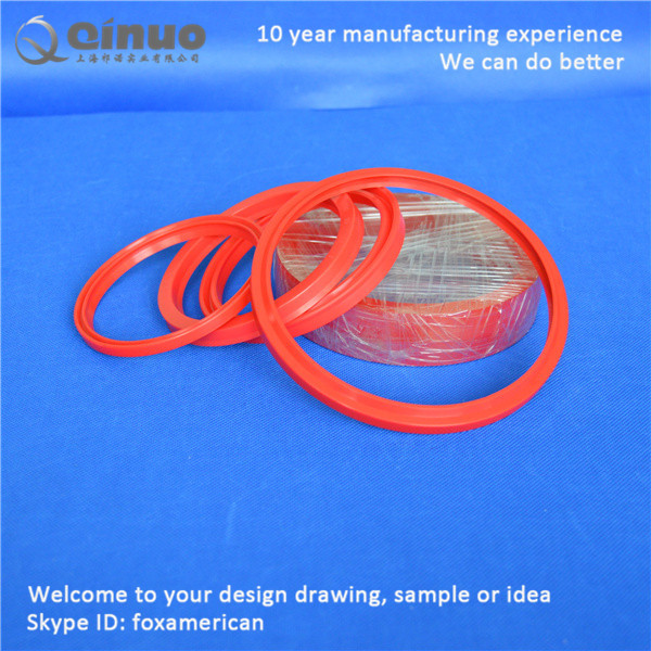 PU Oil seal/Reciprocating seal/case-less oil seal