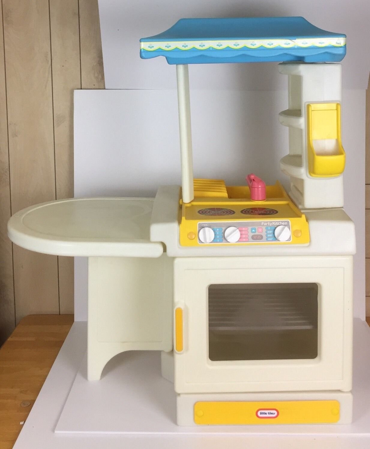 Buy Little Tikes Vintage Party Kitchen Rare Child Size in Cheap